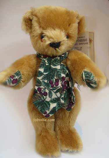 MERRYTHOUGHT FRUITCUP TEDDYBEAR by MERRYTHOUGHT